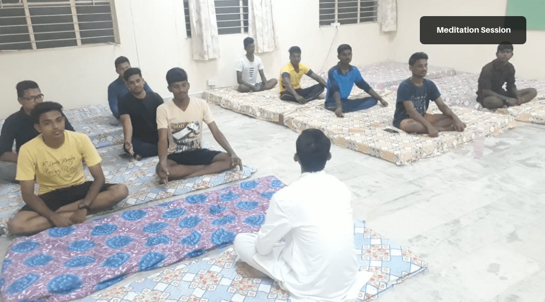 12. Meditation Session