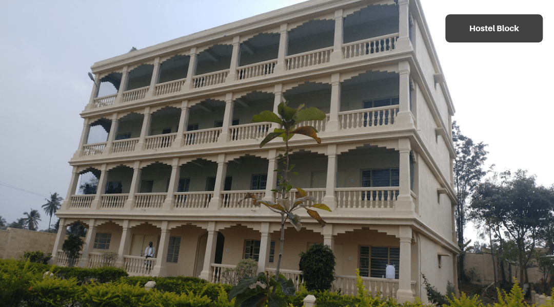 2. SAATHIYA - Hostel Block