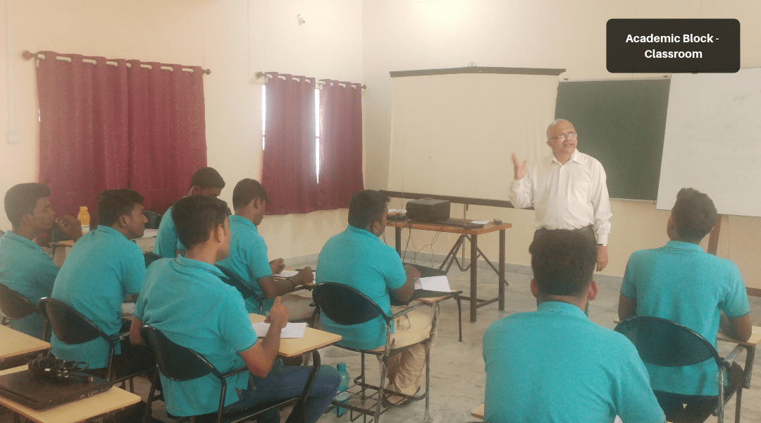 5. Academic Block - Classroom